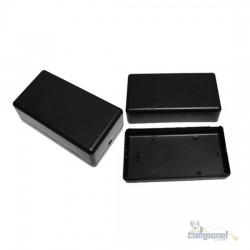 Caixa Plástica / Case para Montagem 107x55x34mm PC/PC